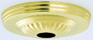 Ant Brass Canopy (Satco 5
