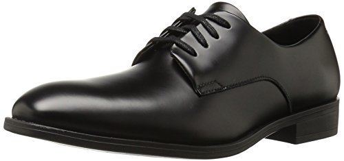Calvin Klein Men's Dorrel Oxford, Black, 9.5 M US by Calvin Klein