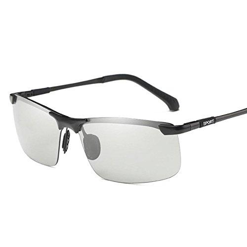 0518d49e5c Gafas De Sol Polarizadas Men Decoloration Gafas De Sol Ciclismo  Controladores De Pesca Espejos De Conducción
