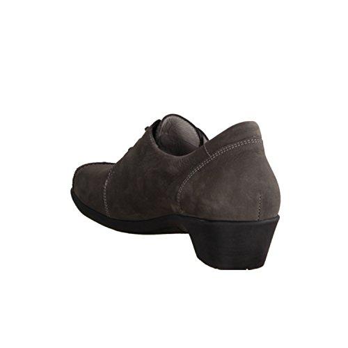 Rôdeur helsara 462006–007 bequemschuhe/lose-insert de chaussures, fermeture confortable gris hauteur de talon :  35 mm