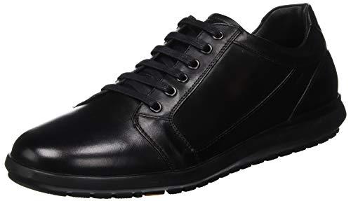 Nero Sneaker Alto Uomo 8446709 Nero Collo BATA a 6 v5FwyqY