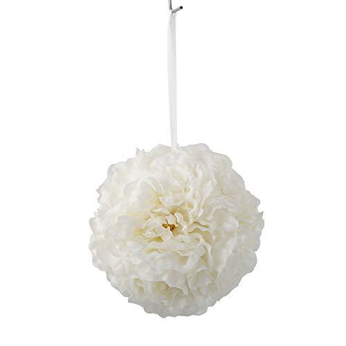 Flower Girl Balls (Flora Bunda Artificial Flowers 6.5