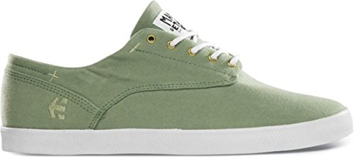 Etnies Skateboard Shoes Makia Dapper Green Etnies Shoes