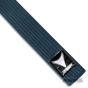 ProForce Thunder Midnight Blue Tang Soo Do Belt - Size 7