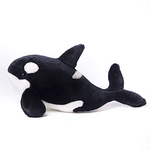 TAMMYFLYFLY Stuffed Toy Orca Whale - 12