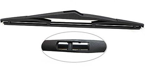 Limpiaparabrisas Trasero para KIA CEED Estate 2009 a 2013 de 31 cm/12 de largo tipo de cuchilla trasera Blade: Amazon.es: Coche y moto