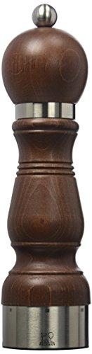 Peugeot 20422 Chateauneuf Salzmühle Holz, 6,2 x 6,2 x 23 cm, kirsche
