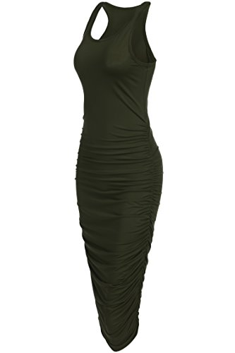 OURS Womens Sleeveless Sundress Bodycon product image