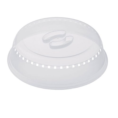 (Microwave Food Cover-Vented-10.25-in.)