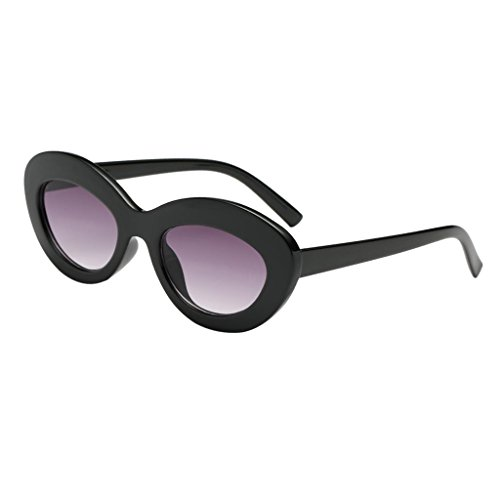 de Prettyia Cadre Soleil Femme UV400 Accessoire avec P 07 Lunettes Retro Plastique Lunettes pUwqq4IS