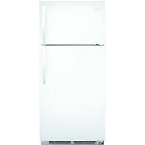 DMAFRIGFFHT1614QW - Frigidaire 16.3 Cu. Ft. Top Freezer (Frigidaire Optional Ice Maker Refrigerator)