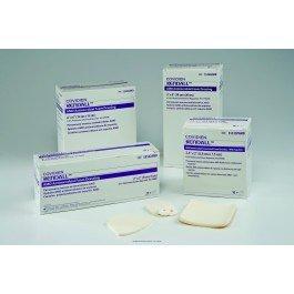 KendallTM AMD Antimicrobial Foam Dressings-Size: 4