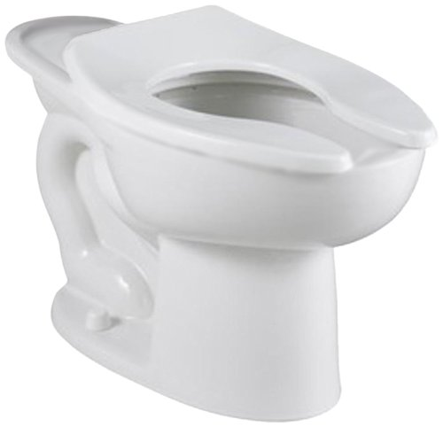 American Standard 3463.001.020 Madera Everclean 16-1/2 Inch Elongated Back Spud Toilet Bowl Only, White