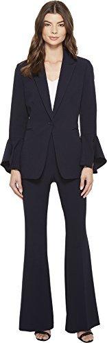 Tahari ASL Women's Tulip Long Sleeve Jacket With Flare Pants New Navy 16 from Tahari ASL