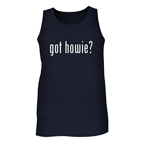 Got Howie    Mens Adult Tank Top  Navy  X Large