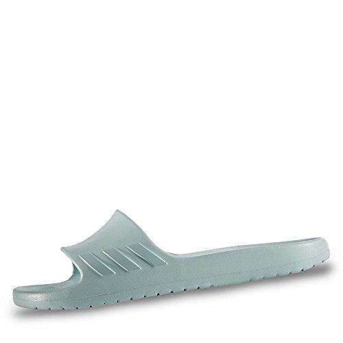 adidas Beach and Women's Aqualette Pool Light Shoes Blue rwUrEqB