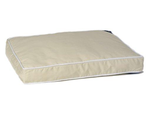 100% Memory Foam Dog Bed- Orthopedic & Reversible- Large Fits 36