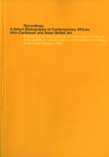 Recordings: a Select Bibliography of Contemporary ... Pb