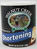 Walnut Creek All Vegetable Shortening 3lb