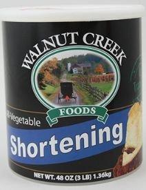 Walnut Creek All Vegetable Shortening 3lb