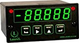 Laurel Electronics L10000WM1 Load Cell and Microvolt Meter, Custom Scaling, Green LED Digits, 85-264 Vac Power