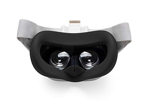 VR Cover Siliconen hoes voor Oculus Quest 2 (donkergrijs)