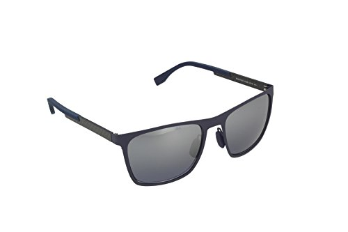 Mm Mt Blue s 0874 Sunglasses Men's 57 Hugo Rectangular Black By Carbon Boss nFZqzvxRw
