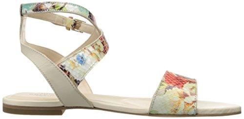 Womens Sandshell Cole Print Flat Floral Fenley Cole Haan Haan Sandal 6qUv7x
