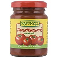 Rapunzel Tomatenmark 22% Tr.M., 4er Pack (4 x 200 g) - Bio
