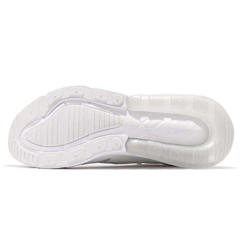 Platinum Pure Sneakers Flyknit Homme White Basses 270 White Air NIKE Blanc 102 Max xwvqHnCFaZ