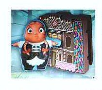 Burger King Hoodwinked Too! Hood Vs. Evil Hansel and Gretel's Big Escape Toy 2010 - 2010 Burger