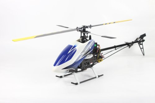 Cnc Metal Tail Rotor (Hausler 450 PRO Electric Helicopter (Shaft Drive) - New Version)