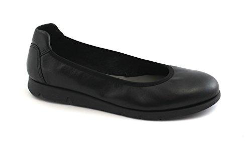 Grunland Mili SC3325 Chaussures Ballerine Femme Noire Glisse sur Nero mbBV1zyoTh