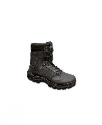 Brandit Tactical Boots Black Size 10 US