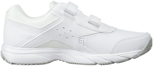 Reebok Para Hombre Work N Cushion 3.0 Kc Cross Trainer Blanco / Acero