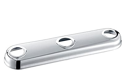 Kitchen Faucet Hole Cover Deck Plate Escutcheon Chrome
