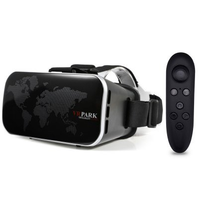 VR PARK III 3D VR Glasses for 4.0 6.0 inch Smartphone