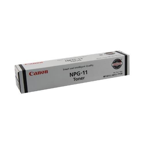 (Canon Npg-11 Np 6012/6012f/6412/6412f/7130/7130f Toner 1-280 Gm Ctg/Ctn 5000 Yield Professional)