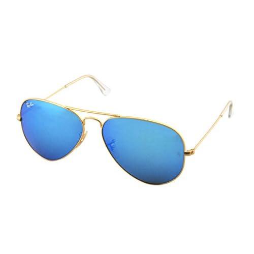 938660ac56 Ray-Ban Aviator Classic Metal Oro Mujer Gafas de sol Mejor - www ...