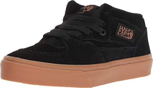 Vans Half CAB Black/Gum Kids Shoes (10.5 M US Little Kid)