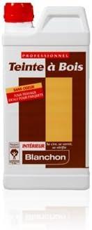 Tinte impermeable, 0,5 L, cerezo (6 unidades): Amazon.es ...