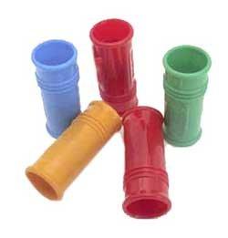 Assorted Colored Siren Whistles PKG (5). Vrooom!