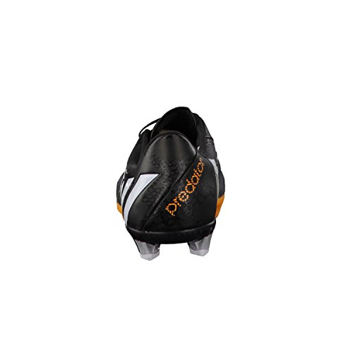 Adidas Predator Instinct Fg - M22227 Bianco-nero