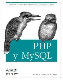 Descarga gratuita de libros electrónicos en formato pdf. PHP y MySQL (Anaya Multimedia/O¿Reilly) PDF CHM ePub 8441523894