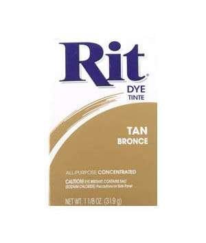 Rit Dye Powder-tan from Rit Dye