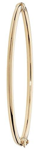 Bracelet Jonc or 9ct Or Jaune