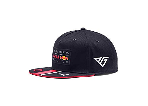 Red Bull Racing Hat - Red Bull Racing Pierre Gasly Flat Brim Hat 2019