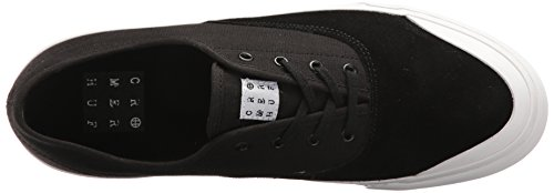 HUF White Men's Shoe Black Skate Cromer RxF8aRBwq