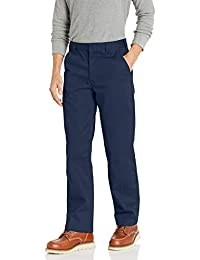 Amazon Essentials Men's Standard Stain & Wrinkle-Resistant Classic Work Pant