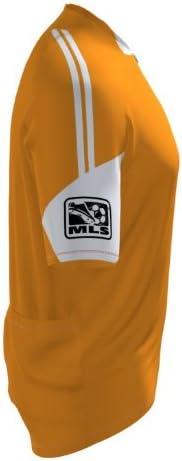 MLS Houston Dynamo Womens Secondary Short Sleeve Vomax Jersey